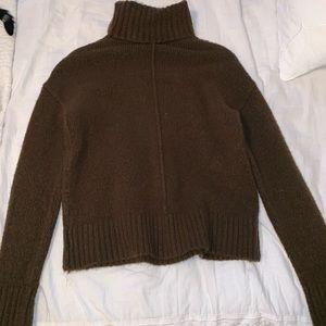 Cute turtle neck sweater